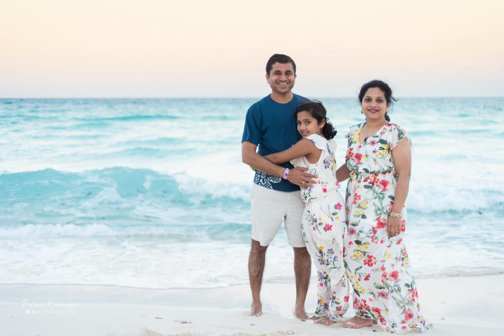 Ranjit, Nilambari + Vedika