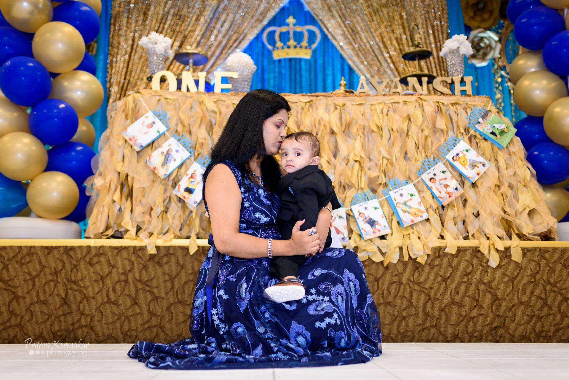 Ayansh's 1st Birthday